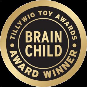 Brain Child Award Winner